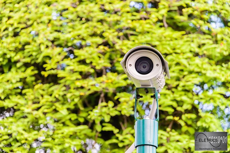 Câmeras de segurança em campinas