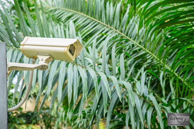 Controle de acesso e monitoramento